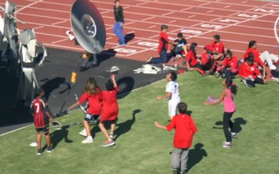 «Journée du sport scolaire», 18 septembre 2013