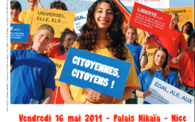 Printemps des Lycées NICE, 16 mai 2014