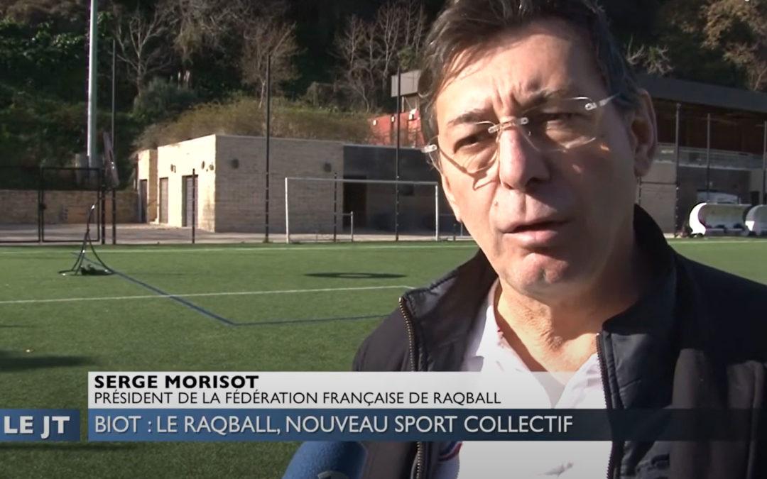 Le JT d'Azur TV :