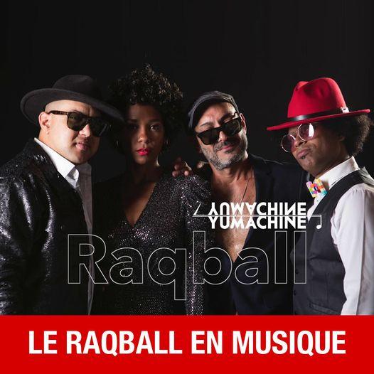 Découvrez le titre du groupe cubain YUMACHINE